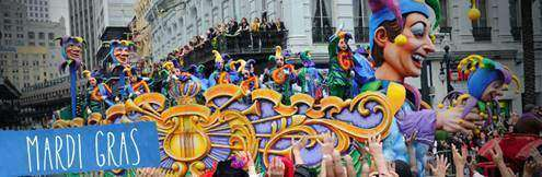 Carnaval de New Orleans  Mardi Gras