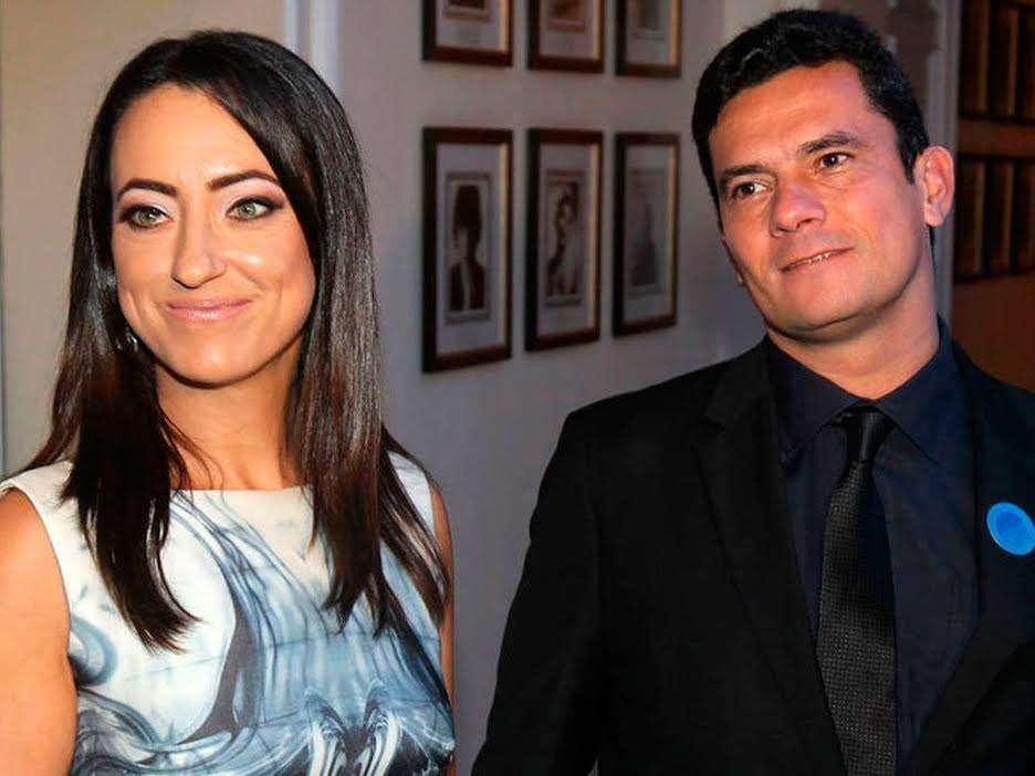Rosangela Moro é mulher de Sergio Moro