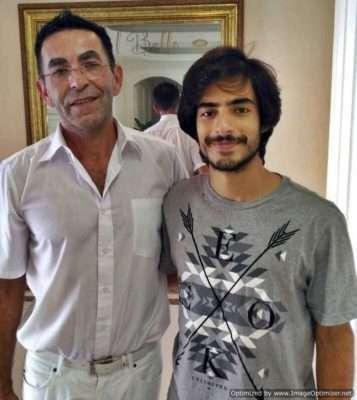 Bruno Anacleto, Revelação de 'Dois Irmãos'