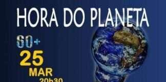 Apague suas luzes e adere à Hora do Planeta
