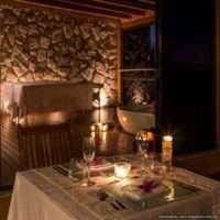 Namorados no hotel mais romântico da América do Sul