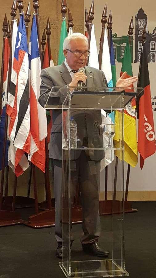 Prefeito de Maragogi assumiu presidencia da CNM
