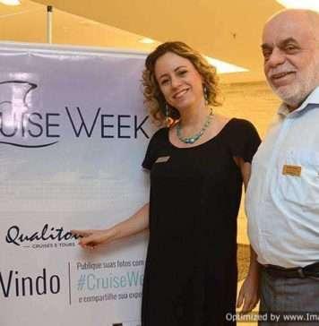 CRUISE WEEK chega ao CENTRO-OESTE E NORDESTE