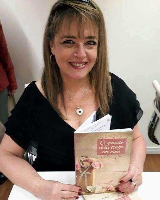 Publicitária e atriz Evelyn Elman em FocoVip