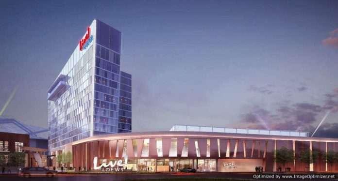 Loews Hotels & Co e novo hotel de US$ 150 milhões