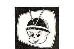 E finalmente a televisão chegou ao Brasil...