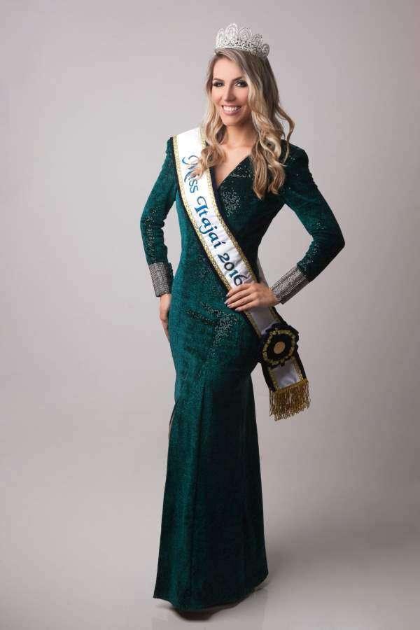 Inscrições para o Miss Itajaí 2017 continuam até 11/6
