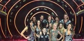 Jesus Luz na segunda temporada de Dancing Brasil