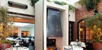 Wolfgang Puck e o emblemático restaurante californiano Spago
