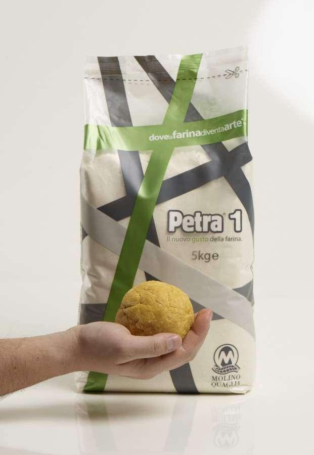 Chega ao Brasil a Petra, farinha 100% italiana e 100% natural