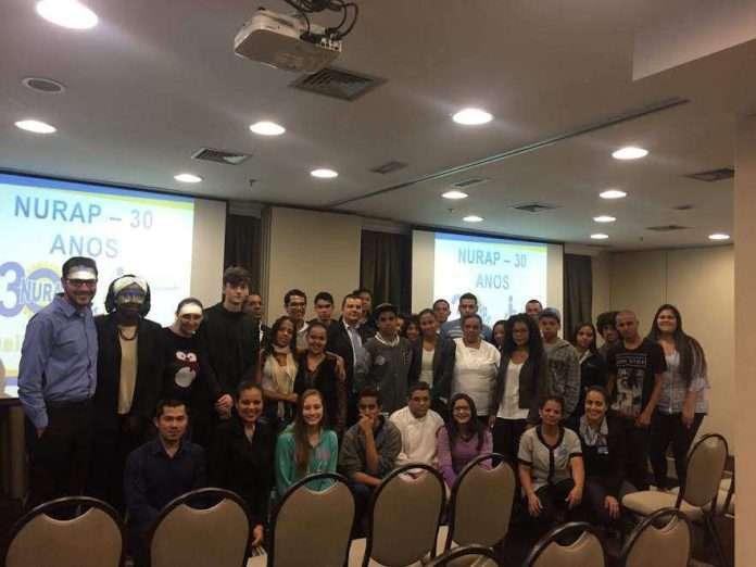 "Meliá Hotels promove palestras ""Programa Jovem Aprendiz"""