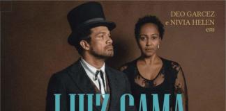 """Peça teatral """"Luiz Gama - Uma Voz pela Liberdade"""""""