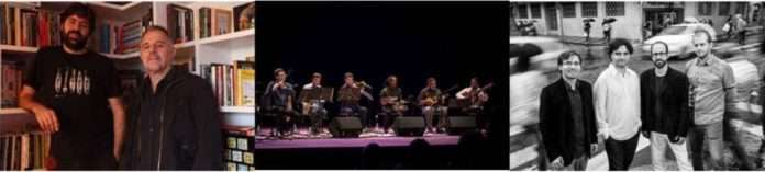 'Clube do Choro' no palco do SESC Ipiranga