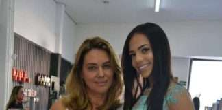 Miss Arujá 2017 Victória Barbosa foi presença Vip em evento