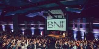 Organização de Networking de Negócios do Mundo