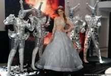 Luxo e glamour na festa de quinze anos de Rafaella Maia