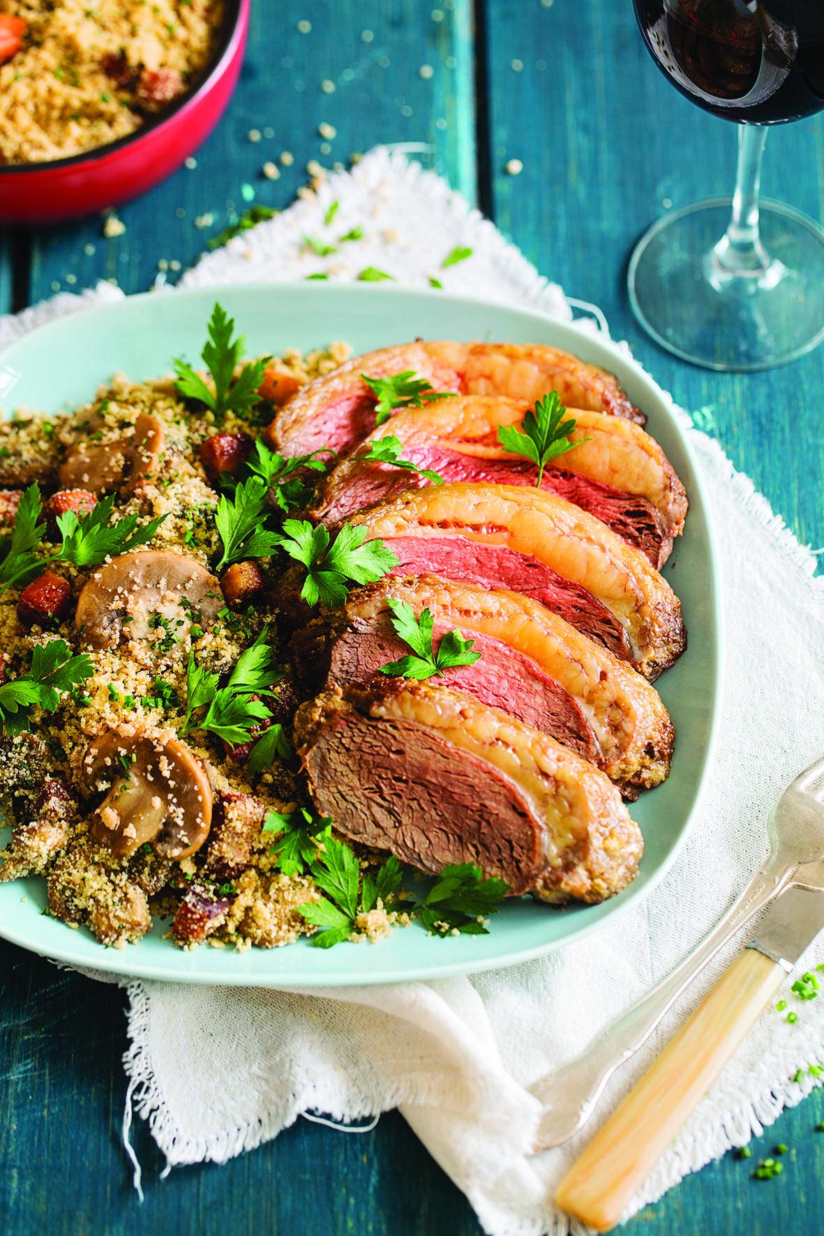 Que tal uma deliciosa picanha assada no forno?