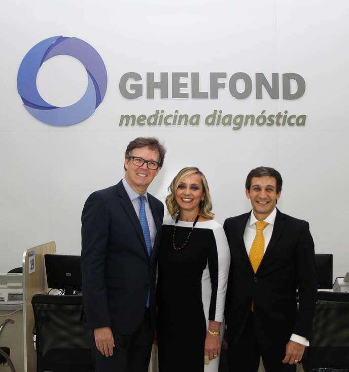 Ghelfond Medicina Diagnóstica apresenta nova marca