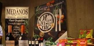Organic Food Fest e conhecimento de orgânicos