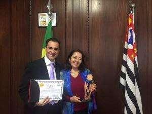 Instituto Olga Kos é premiado por projeto de inclusão