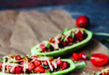Vinho e Picanha assada com farofa de cogumelos