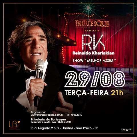 Reinaldo Kherlakian no Paris 6 Burlesque-na midia-uiara zagolin