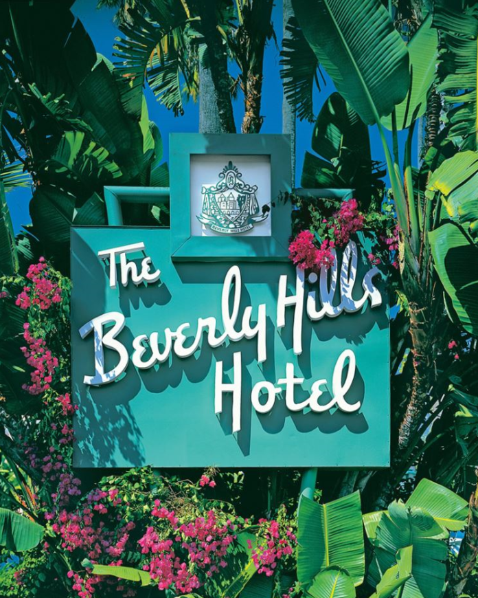 The Beverly Hills Hotel, na midia, uiara zagolin
