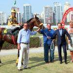 Benjamin Steinbruch- cavalo Snow Board, jóquei Nelito Cunha, casal João Doria Jr e Bia Doria-na midia-uiara zagolin