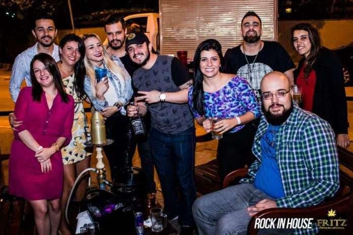 s Rock in House no Restaurante e Choperia Fritz-na midia-uiara zagolin-divulgação