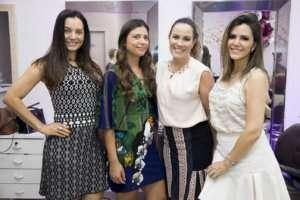 Monica Carvalho, Andressa Torres, Regina Volpato e Tania Oliveira-namidia-uiara zagolin-fotos fernando torres