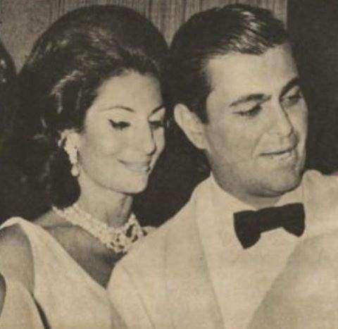 Tony e Carmen Mayrink Veiga