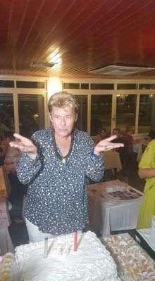 José Antonio, reuniu dezenas de amigos no La Fiorentina