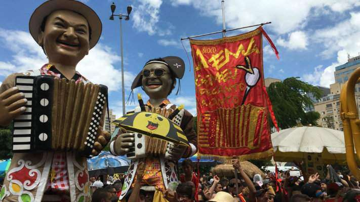 A Ema Gemeu de Canto a Canto agita o Pré-Carnaval