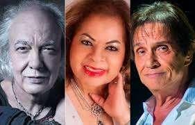 ANGELA MARIA com 88 anos canta Roberto e Erasmo