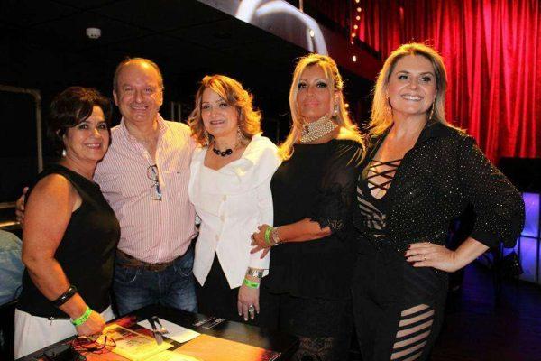 Marcio Gomes Show- Vera Fuentes , Ovadia Saadia, Uiara Zagolin e Anna Dennz em Paris 6 Burlesque.