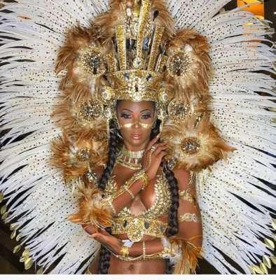 Bahia muito bem representada no carnaval paulista