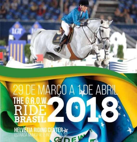 Luciana Diniz comanda o G.R.O.W. Ride / Etapa Brasil