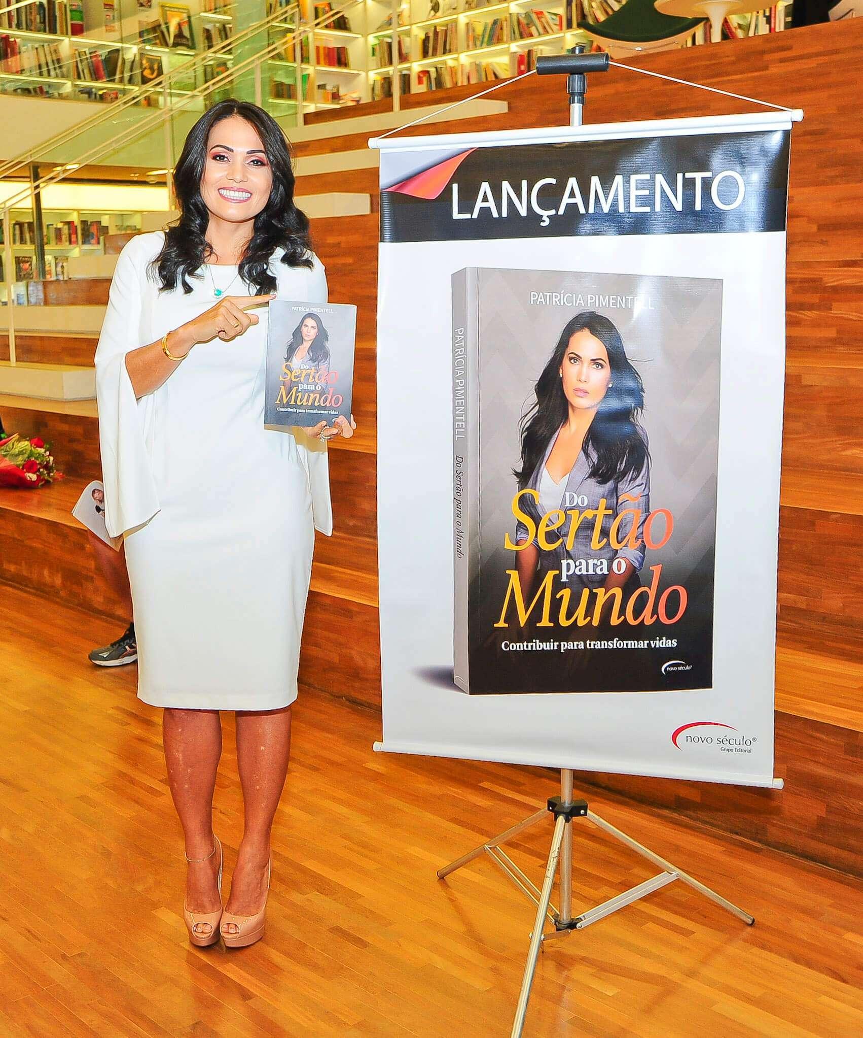 """Lançamento do livro """"DO SERTÃO PARA O MUNDO"""""""