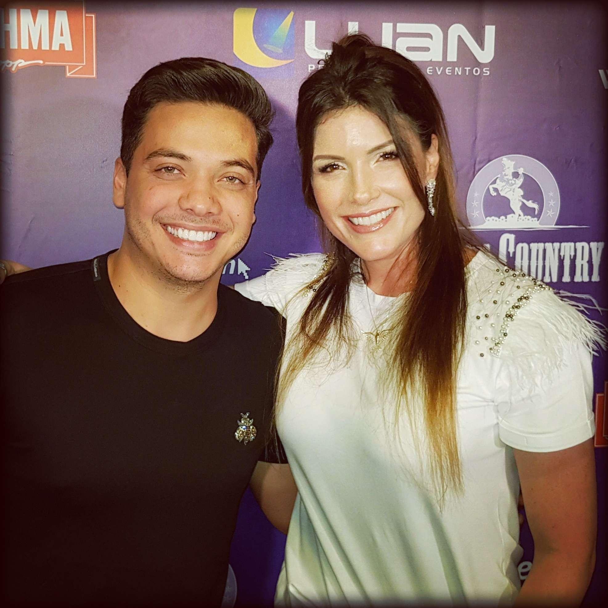 Wesley Safadão e Lucyana Villar-namidia-foto divulgação