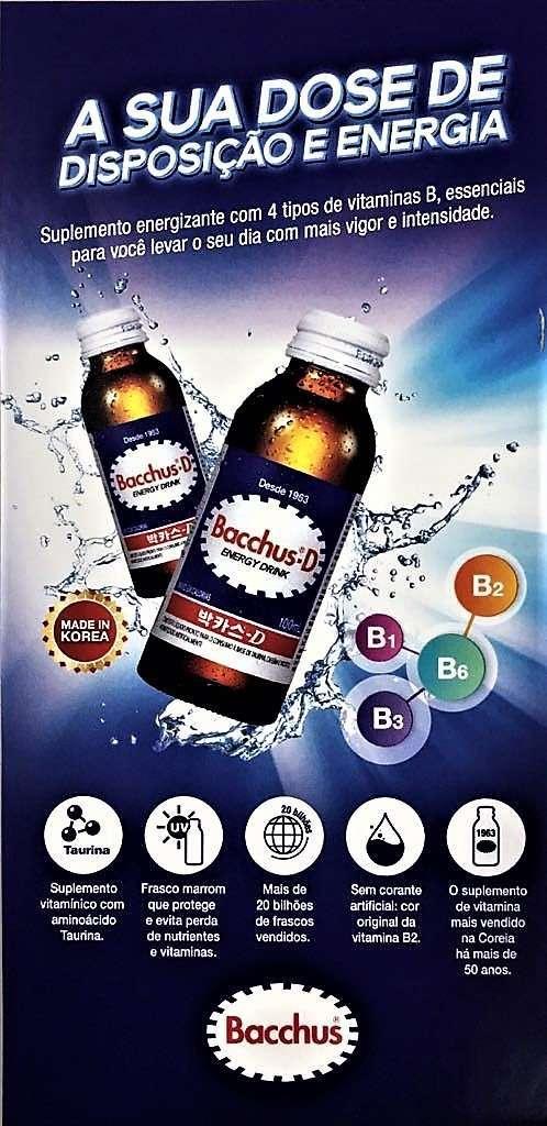 Bebida energética para mais disposição ao seu dia a dia
