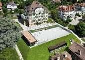 Estude francês na Suiça com a Brillantmont