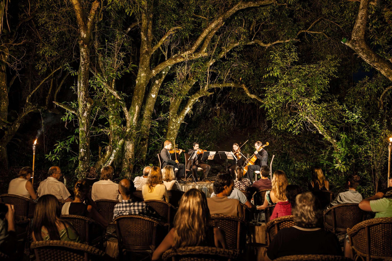 """Noites quentes de verão com o """"Concertos na Natureza"""""""