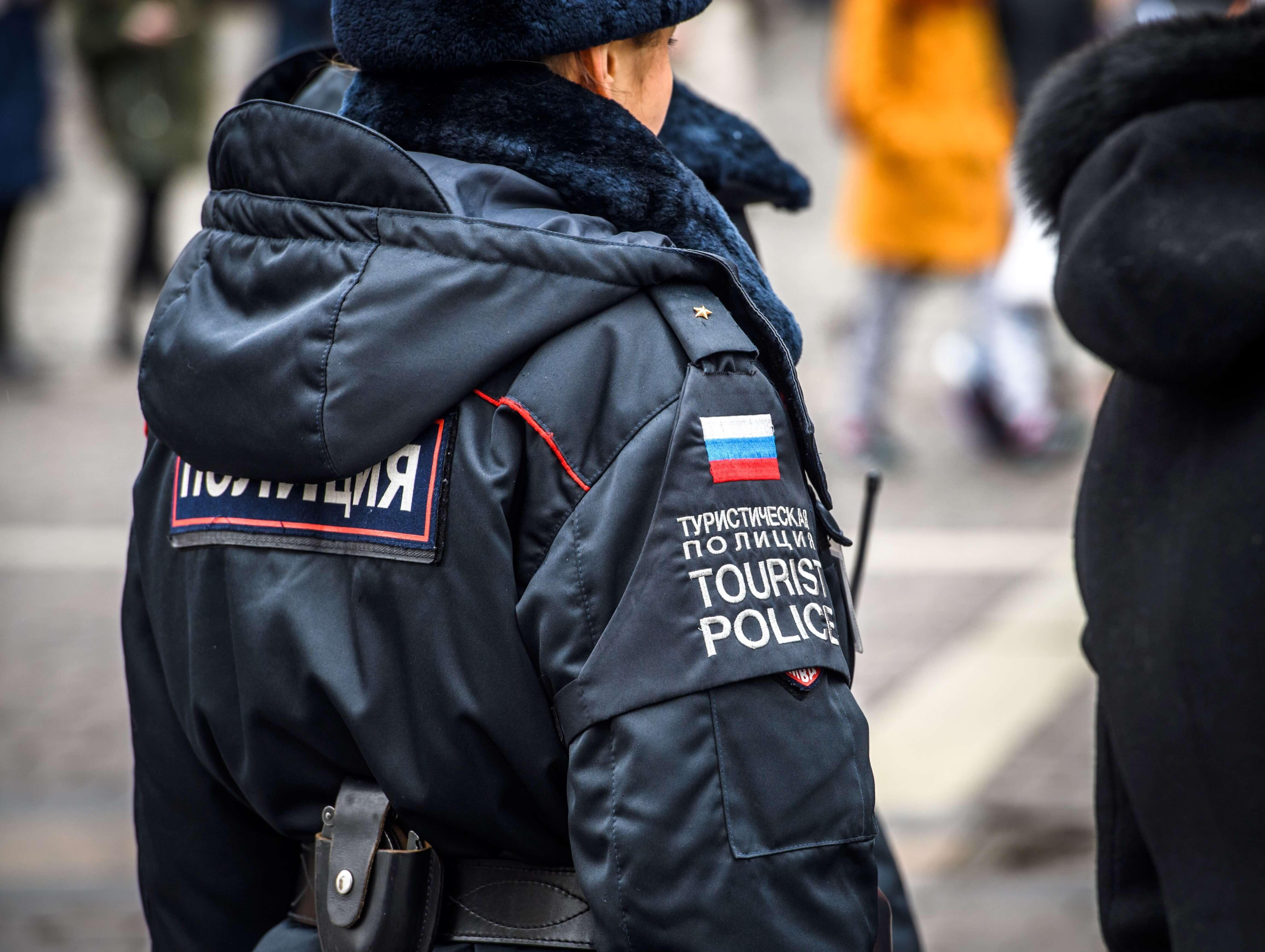 Rússia garante segurança durante a Copa com 'polícia turística'