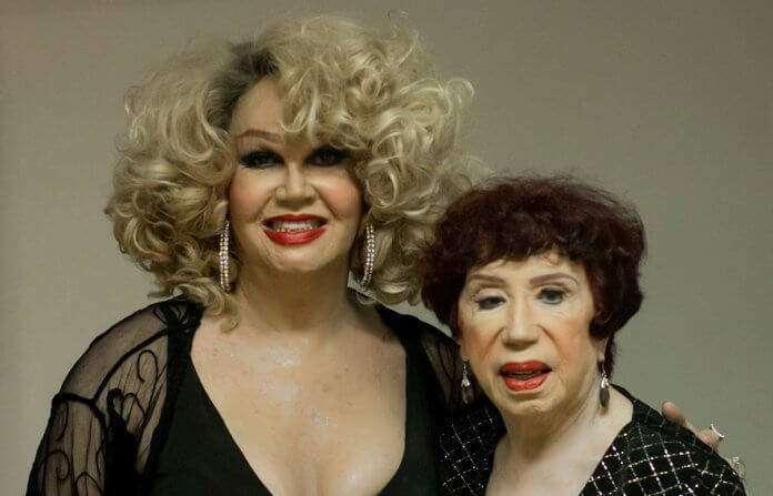 Berta Loran e Jane Di Castro-namidia-foto divulgação