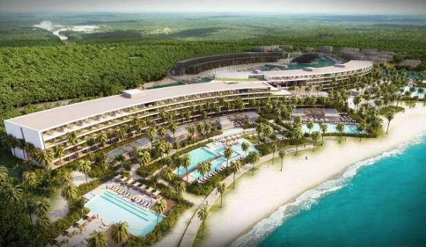 Paradisus Playa Mujeres resort de luxo no México