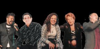 """Dia 3 - Teatro Rival Petrobras apresenta: Melodias Inesquecíveis - É o espetáculo luxuoso """"Melodias inesquecíveis"""", com temas e trilhas de filmes como """"E o vento levou"""", """"Bonequinha de luxo"""" e """"Luzes da ribalta"""""""