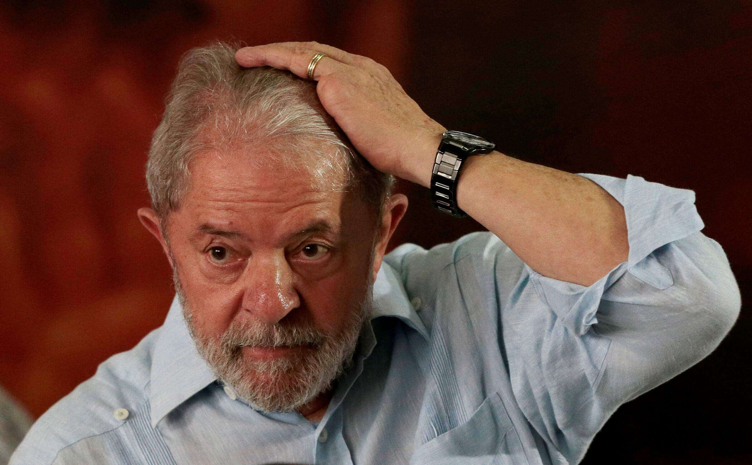 Lula entrou com um novo pedido de habeas corpus