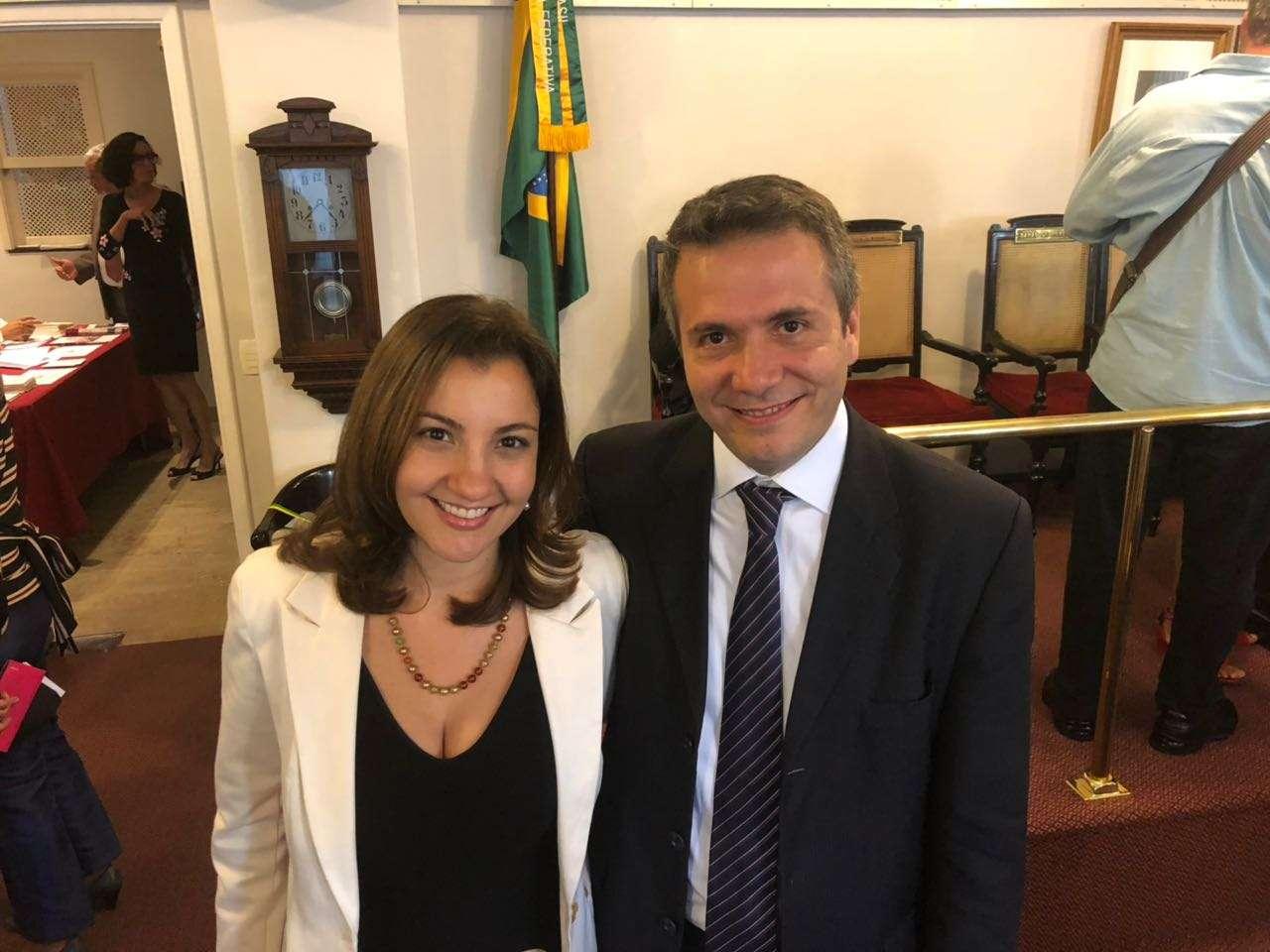 Marcello Oliveira é homenageado em Niterói