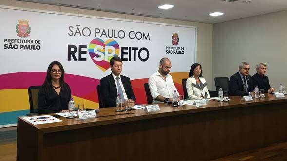 Campanha São Paulo com ReSPeito e a LGBTIfobia