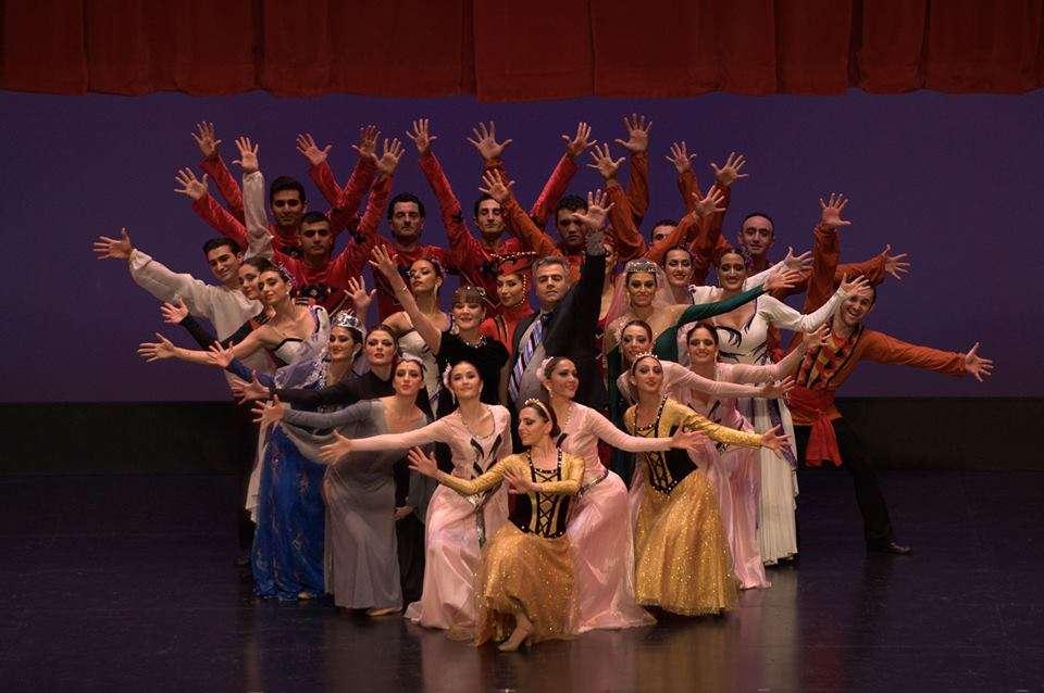 São Paulo recebe grupo de Dança Internacional